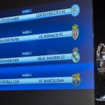 UEFA Champions League Quarter-Final Fixtures