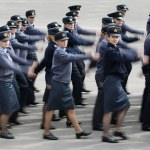 Royal Air Force bans servicewomen from wearing skirts