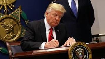 Donald Trump Signs New Travel ban
