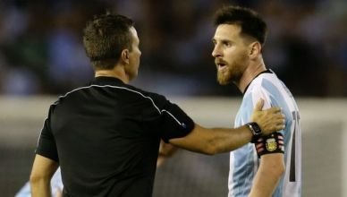 Lionel Messi banned for four Argentina Matches