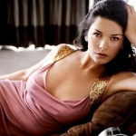 Catherine Zeta-Jones Tempted Going Skinny Dipping in China