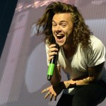 Harry Styles' Single 'Sign of the Times' Caught In