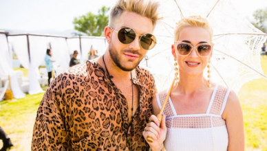 Katy Perry Gets Support From Adam Lambert