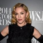 Madonna Posts Picture Holding Coca-Cola