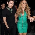 Mariah Carey & Bryan Tanaka Separate