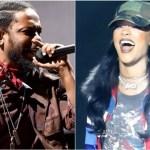 Kendrick Lamar ft. Rihanna: 'Loyalty'