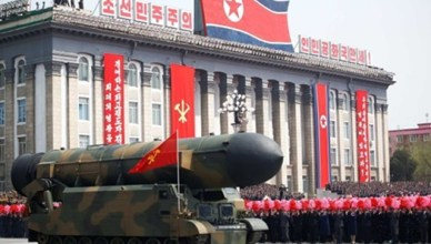 North Korea Attempt To Launch Missile Fails