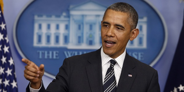Obama Willing to Serve as Temp President