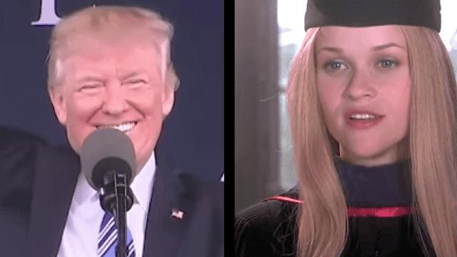Donald Trump's Speech Has So Many Similarities to Elle Woods