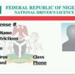 Nigeria Driver's Licence