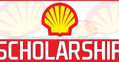 Shell Undergraduate Scholarship 2017