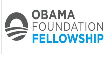 Obama Foundation Fellowship