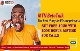 MTN Beta Talk