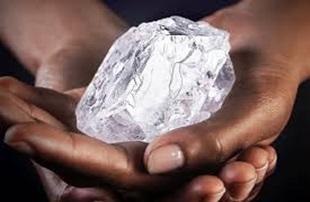 World's Second Largest Diamond.