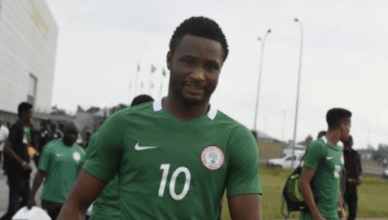 Nigeria vs. Zambia