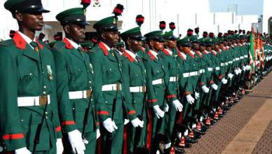Nigerian Army 77 RRI Screening Date