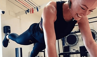 Olivia Wilde Kicks Off Her Day at the Gym!