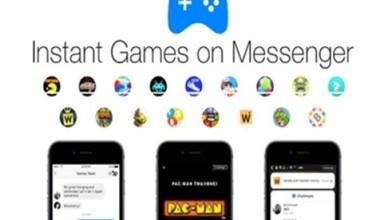 Facebook Games On Messenger