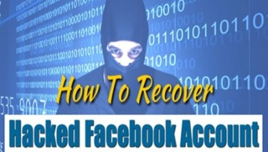 Recover Facebook Hacked Account