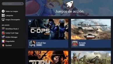 Facebook Gameroom Games