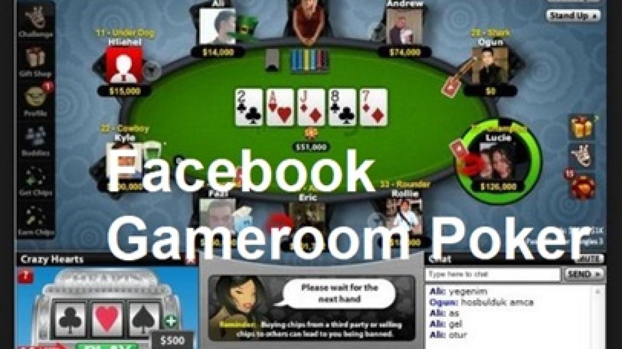 Facebook Poker Games In Gameroom Poker Facebook Gameroom Games Fans Lite