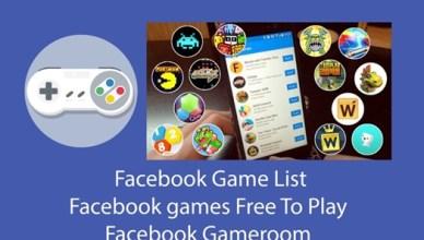 Facebook Gameroom App Download Free