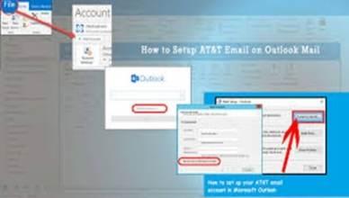 Setup AT&T Yahoo Mail Account