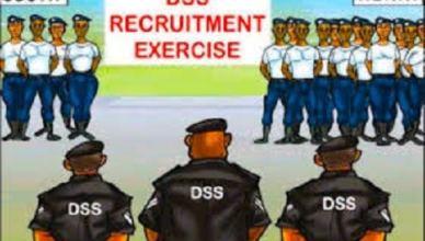 DSS Nigeria Recruitment - Application Form Portal