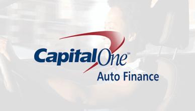 Capital One Auto Finance Login