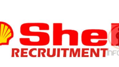 Shell Recruitment - See Application Update