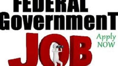 Latest Federal Government Job in Nigeria - How To Apply