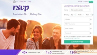 In -0 dating rsvp online login rsvp sign RSVP Review