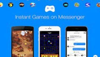 Facebook Messenger Games Online