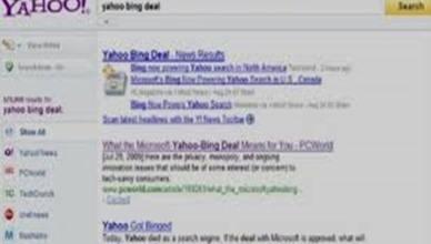 Yahoo Search Videos