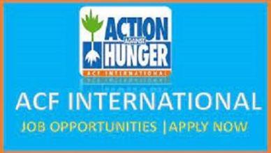Action Against Hunger Recruitment Application Portal