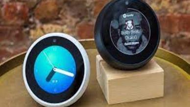 Review Amazon Echo Spot