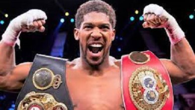 Anthony Joshua Net worth Biography Family Education and Career