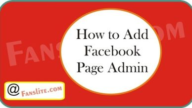 How to Add Facebook Page Admin – Remove Facebook Page Admin
