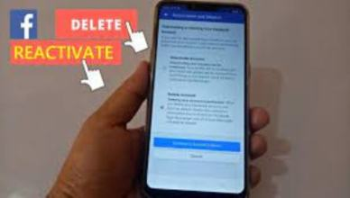 How to Delete Facebook Account Permanently with Mobile Phone and PC - Full Guide