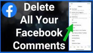 How to Delete a Comment on Facebook - See Full Guide