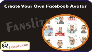 Create Your Own Facebook Avatar - Facebook Avatar Menu – Facebook Avatar Maker