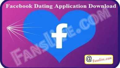 New Facebook Dating Application – Facebook Dating App for Singles – Facebook Dating Application