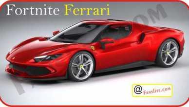 Fortnite New Car - Fortnite - Ferrari - A Ferrari Is Coming to Fortnite