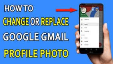 How to Change Profile Image on Gmail - Full Procedure