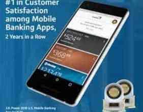 Credit Card Capital One Mobile App logo