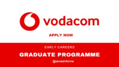 Vodacom Discover Graduate Programme logo