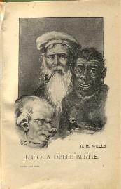copertina di L'isola delle Bestie