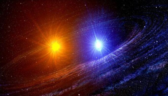 Risultati immagini per stella doppia