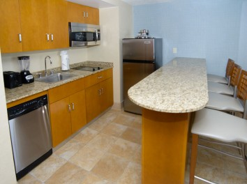 Ultra Suite Owner Studio - Kitchenette