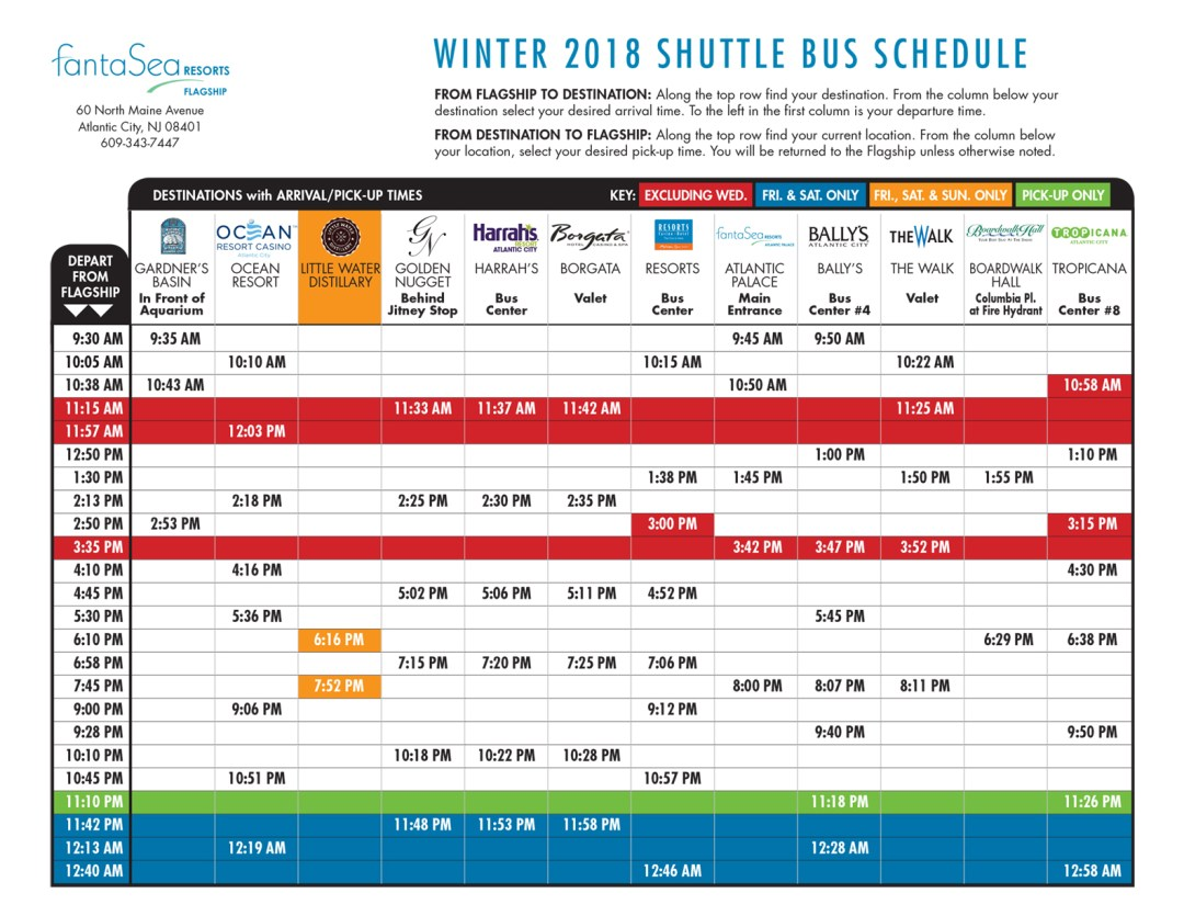 6585-FSR-FS-Winter2018 Shuttle.indd